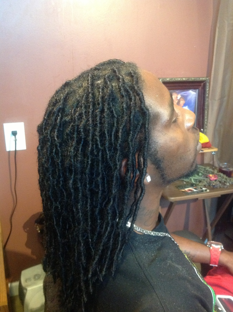 how to put in dread extensions
