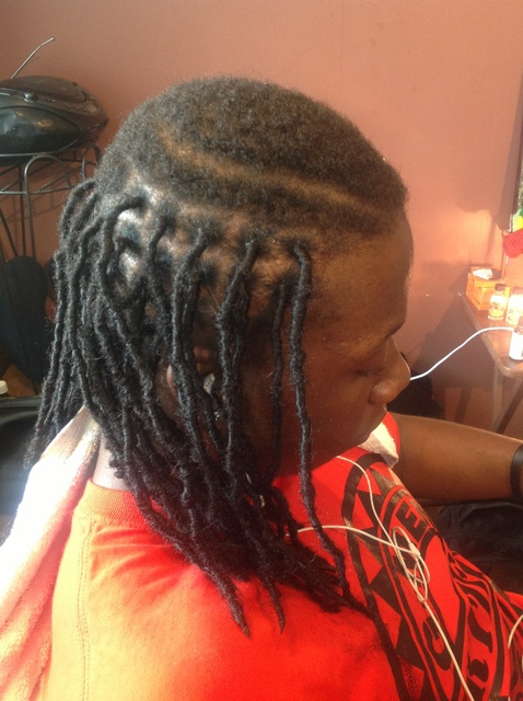 Full Head Goddess Loc Extension Services And Prices